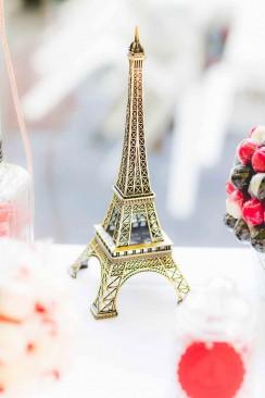 Paris inspirierte Hochzeit von Madalina Sheldon Photographie