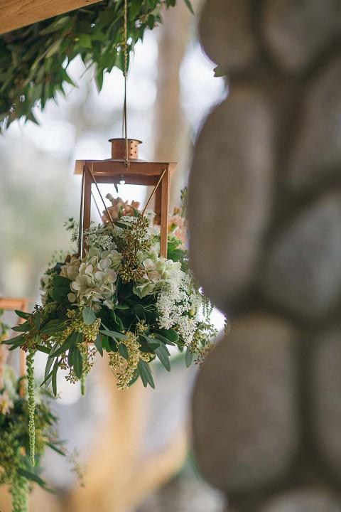 Romantisch-rustikale Country Hochzeitsinspiration