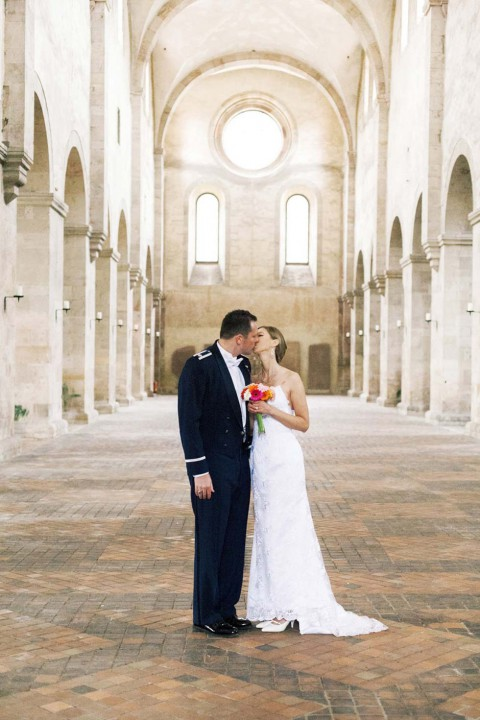 After-Wedding-Traum auf Kloster Eberbach von Robyn Middleton Photography