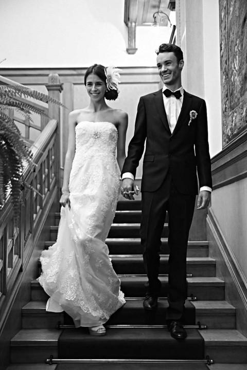Klassische Hochzeitsinspiration zum Träumen von marry & me und deko-raum