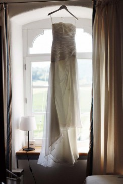 Romantisch-rustikale DIY-Hochzeit von Patrick Horn