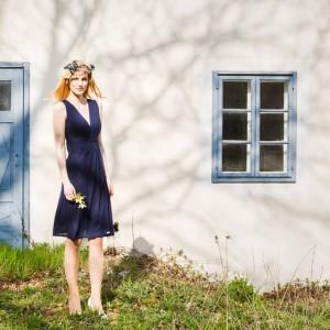 Inspirationssonntag: Handgefertigter Kopfschmuck und Kleider von Verhutung