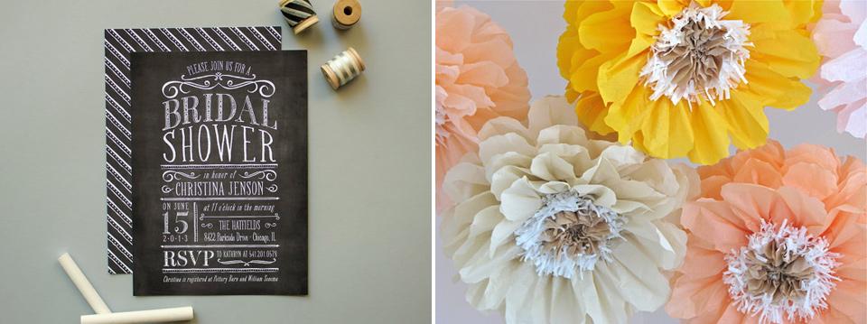 Schöner heiraten mit Etsy: So planst du eine Bridal Shower für die moderne Braut