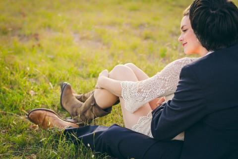 Shabby Chic Hochzeits-Picknick von Project Pinpoint