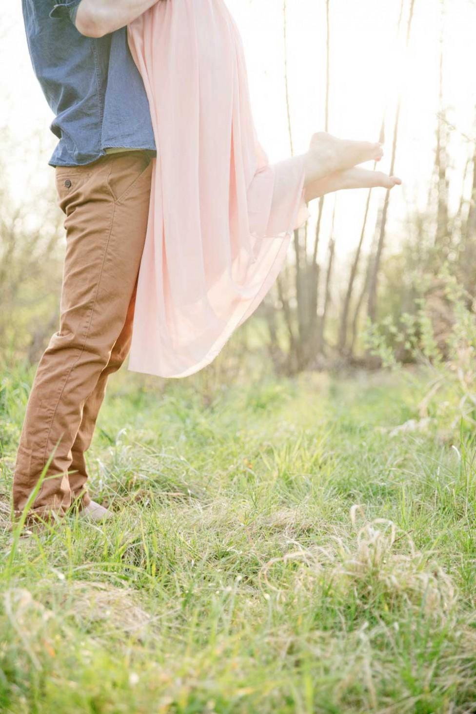 Tanzend durch den Frühling von Zuckerlicht Fotografie