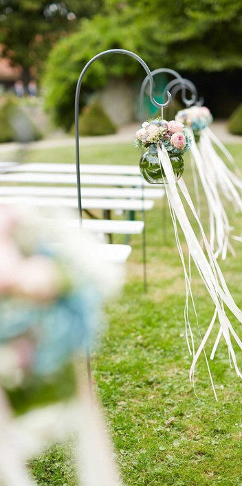 Bezaubernde Wasserschloss Hülsede Hochzeit von Kai & Kristin Fotografie