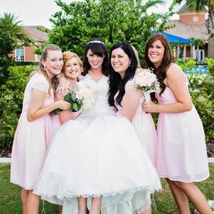 DIY-Hochzeitstraum aus Florida von Rudy+Marta Photography