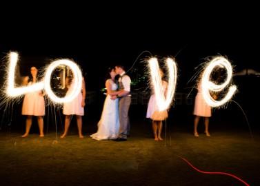 DIY-Hochzeitstraum aus Florida