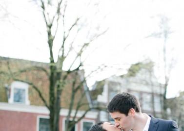 Farbenprächtige Bridal-Inspiration in Amsterdam
