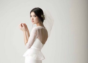 Romantische Brautmode von Love found True