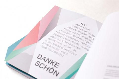 """""""Aus zwei wird eins"""" von Christina Jochmann Design - Teil I"""