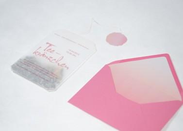 """Hochzeitsinspiration """"Aus zwei wird eins"""" von Christina Jochmann Design – Teil II"""