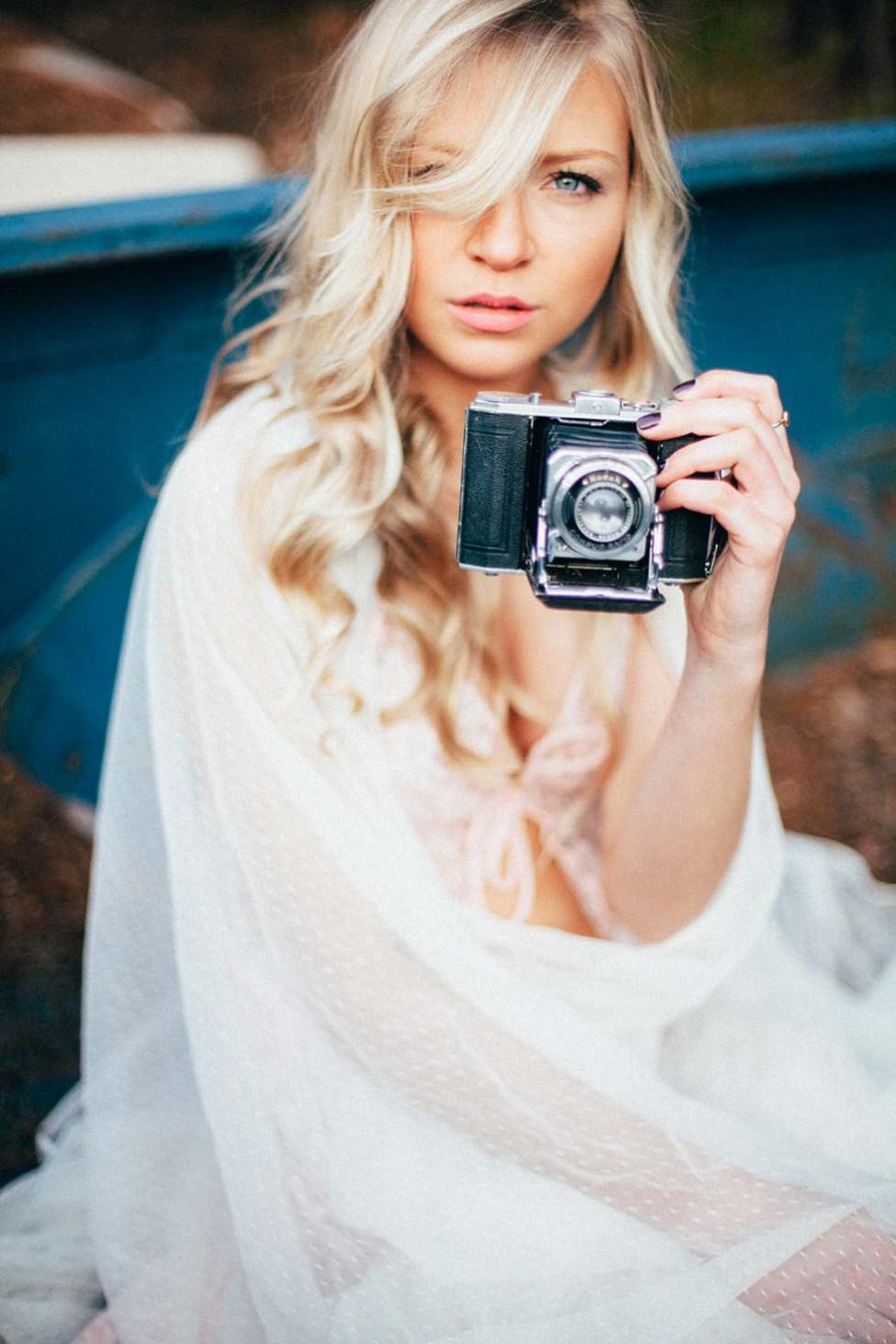Inspirationssonntag: Zauberhafte Boudoir Inspiration von Meagan Abell Photography