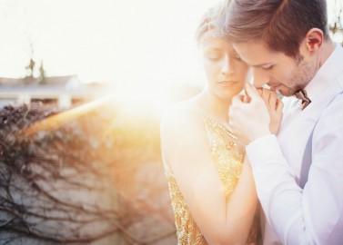 Romantische shabby chic Hochzeitsinspiration von nice4youreyes