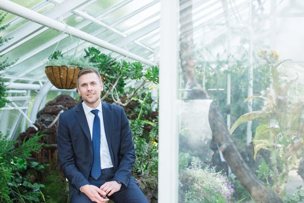 Berührende Outdoor-Hochzeit von Julia Schick Fotografie