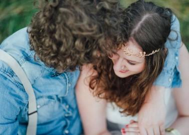 Sonnenverwöhnte Sweetheart-Session von Zuckerlicht Fotografie