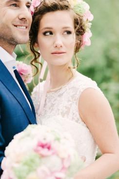 Bohemian Hochzeitsinspiration im Schloss Kasteel Baexem von Youri Claessens Photography