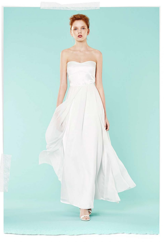 Ambachervidic Ready To Wear Brautmode Hochzeitswahn Sei