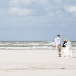 Ein sonniges After-Wedding-Erlebnis auf der Insel Juist von Susanne Wysocki