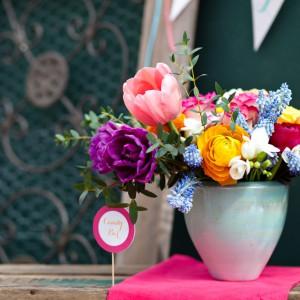 DULCE AMOR - Eine farbenfrohe Hochzeitsinspiration von The Window