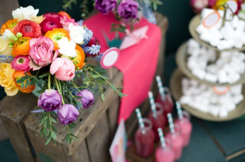 DULCE AMOR – Eine farbenfrohe Hochzeitsinspiration von The Window