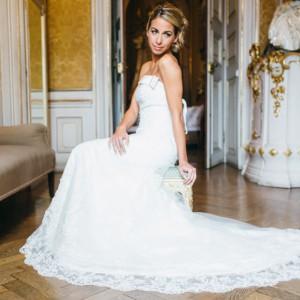 Eine märchenhafte Schloss-Hochzeitsinspiration aus Österreich von Julia und Gil Fotografie
