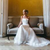 Eine märchenhafte Hochzeitsinspiration auf Schloss Eckartsau
