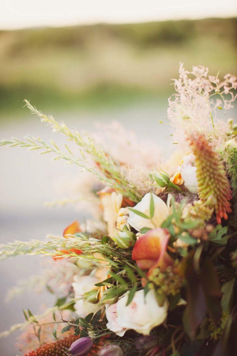 Hippie Brautinspiration von Bohemian Colors
