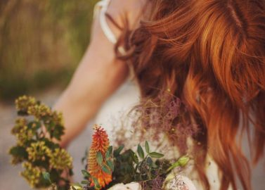 Hippie Brautinspiration von Bohemian Colors