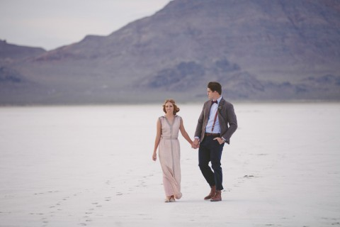 Antik-rustikale Hochzeitsinspiration von Tyler Rye Photography