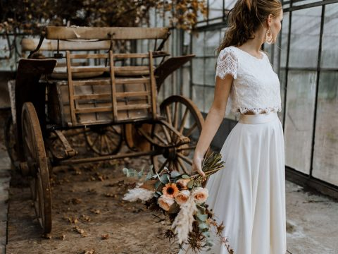 Labude.Brautkleid.Zweiteiler