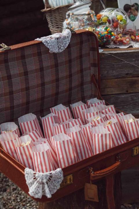 Allgäu Hochzeit im Vintage-Stil von Wertvoll Fotografie