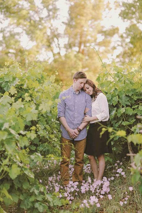 Romantik, Spaß und Liebe - ein Verlobungsshooting von Gideon Photography