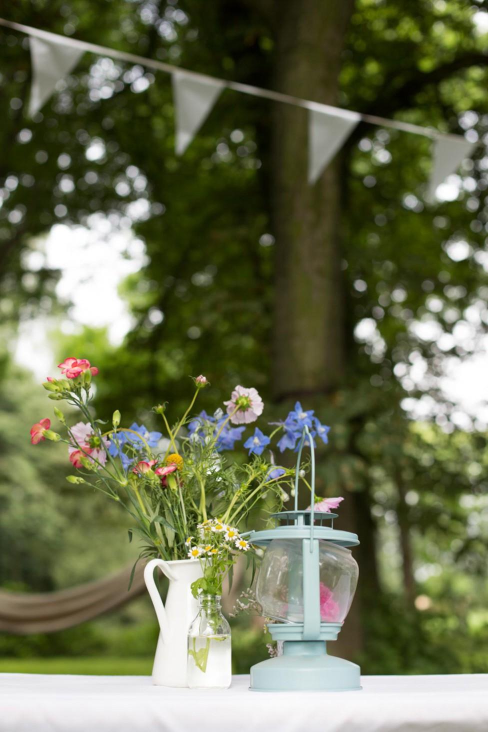 Romantische Gartenhochzeit von Alina Atzler Fotografie
