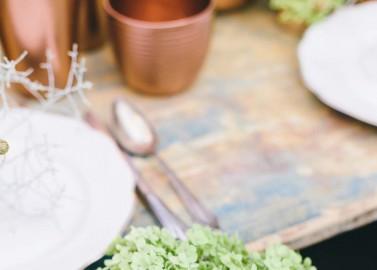 Missing the frog – Eine kupferfarbene Hochzeitsinspiration von VergissMeinNicht Fotografie | Sarina Kullmann