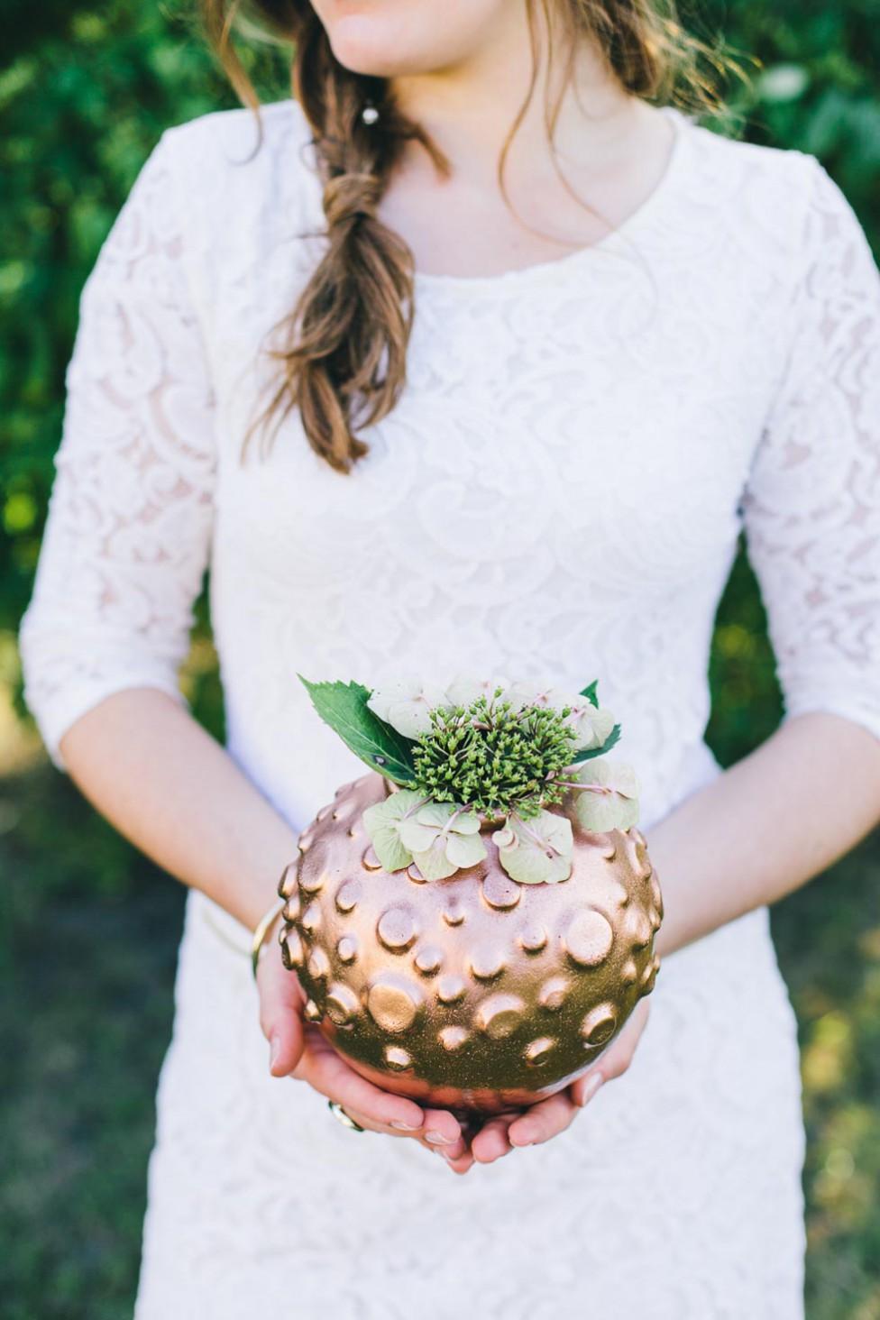 Missing the frog – Eine kupferfarbene Hochzeitsinspiration von VergissMeinNicht Fotografie   Sarina Kullmann