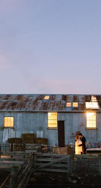 Goldener Hochzeitsherbst in Neuseeland