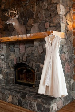 Winterliche Hochzeitsinspiration voller rustikalen Luxus