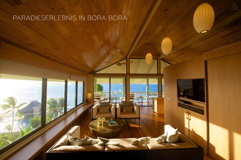 airbnb in bora bora