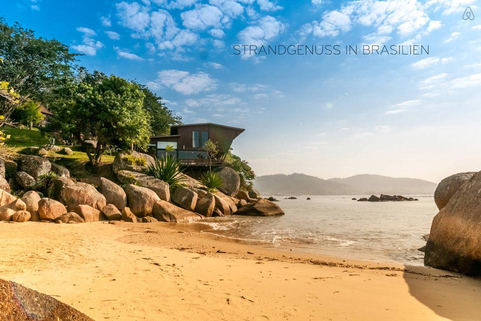 airbnb in brasilien