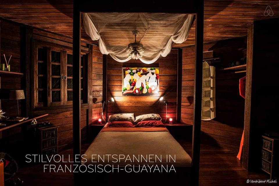 airbnb in franzoesisch guayana