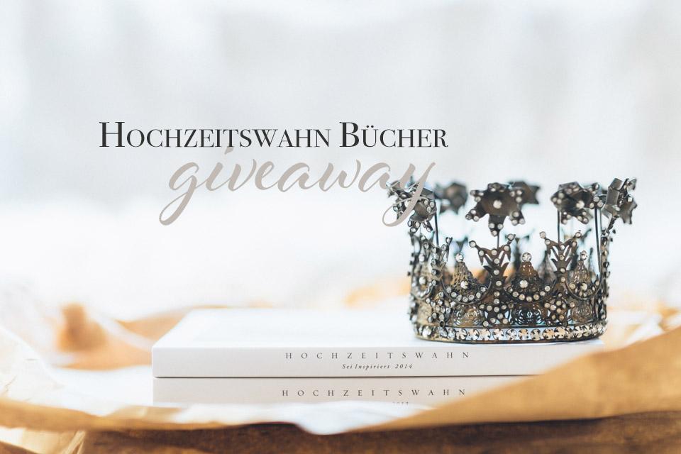 Gewinne Buecher mit Hochzeitswahn