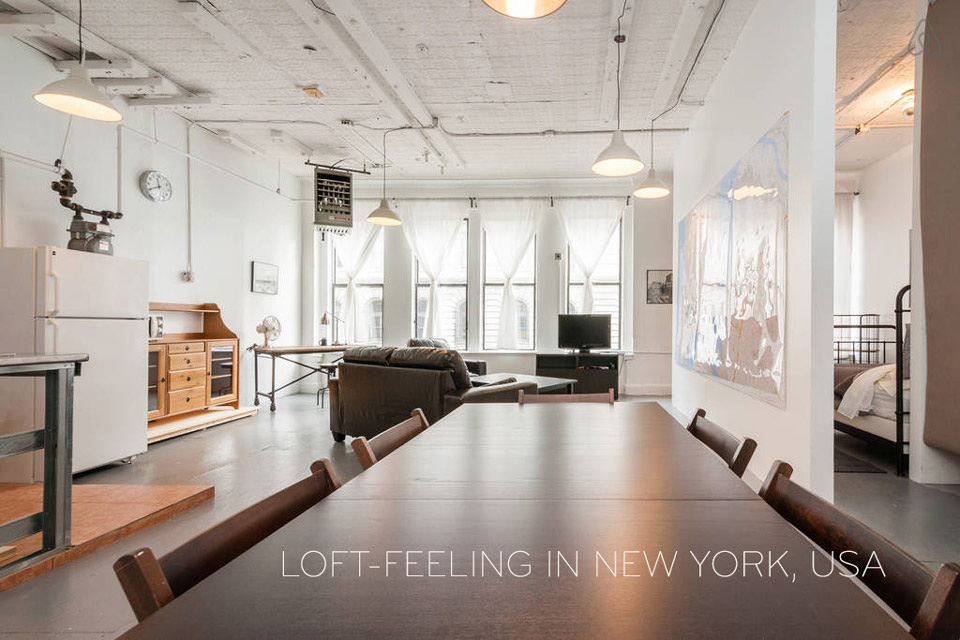 airbnb in new york