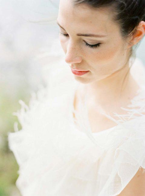 Überromantische Brautlooks für jede neumodische Braut