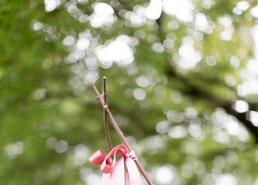 Schleifenbänderhochzeit Inspiration von Pastellgeschichten