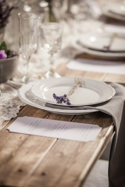 Französische Lavendelinspiration von der rhein-weiss