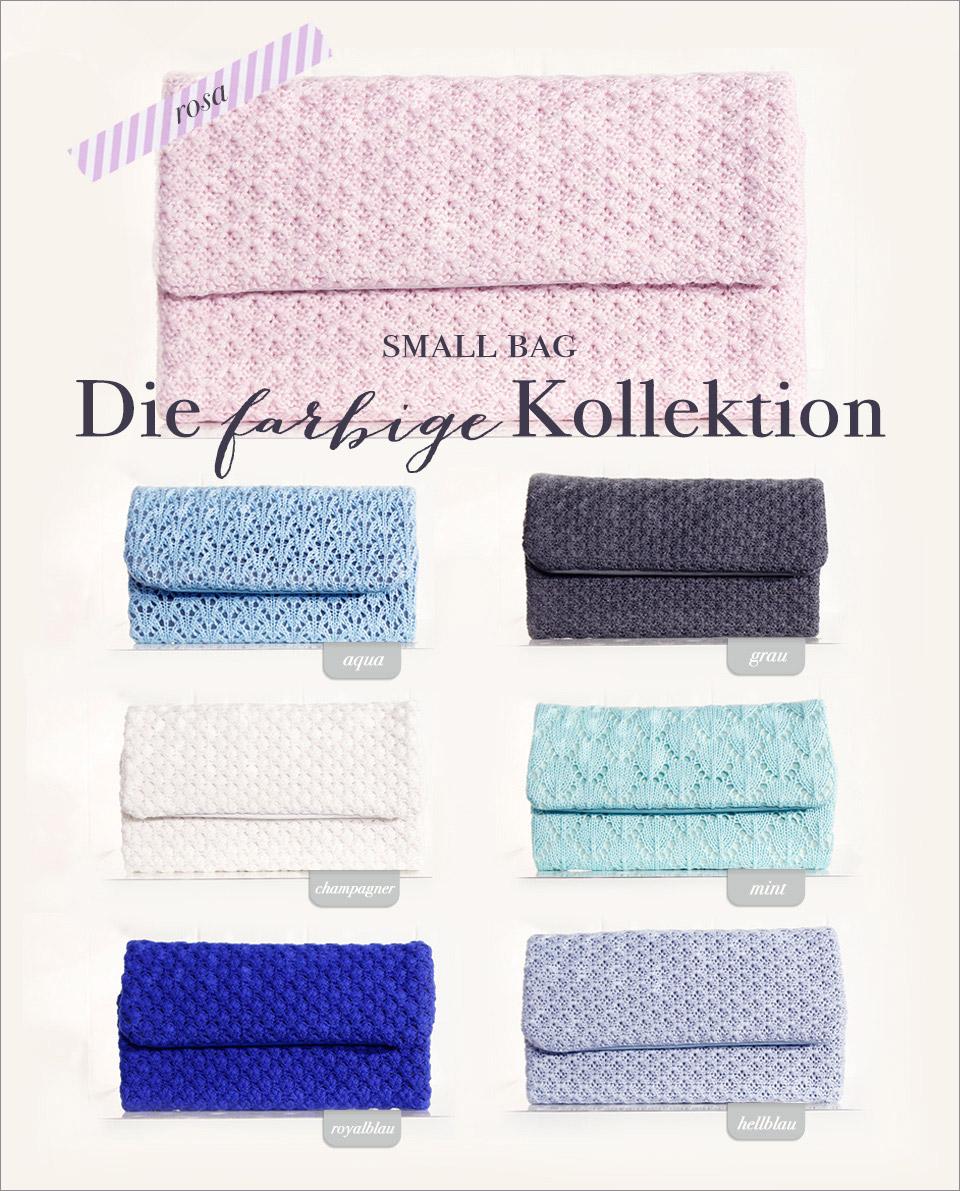 smallbag - die farbige Kollektion