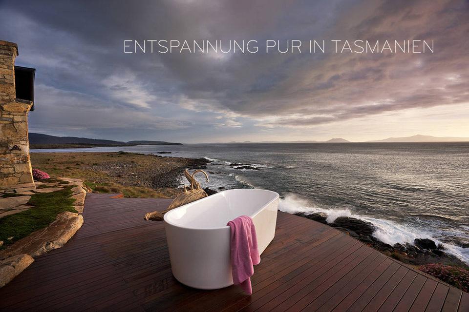 airbnb in tasmanien
