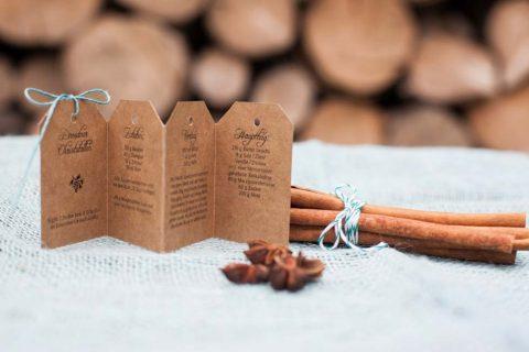 Christstollen-Gastgeschenk zum Selberbacken mit Free-Printable-Hangtag