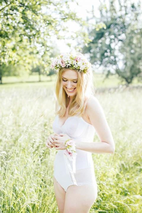 Ätherisches Getting-Ready-Boudoir von Die Hochzeitsfotografen